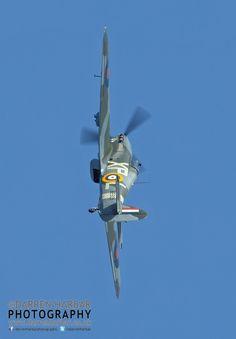 The Hangar 11 Collection Hawker Hurricane Mk IIB BE505