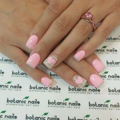 Latest simple nail designs for short nails