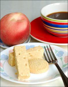 Gluten free shortbread - plus other Recipes