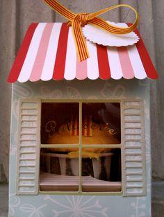 Sant Jordi cupcake