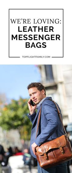 Mens Leather Messenger Bags: 6 That We Love If you want a stylish alternative to the backpack, give mens leather messenger bags a try. Here are 6 of our faves, chosen by our team of editors. Packing List For Vacation, Packing Lists, Beach Trip, Beach Travel, Travel Essentials, Travel Checklist, Travel Tips, Messenger Bag Men, Nightlife Travel