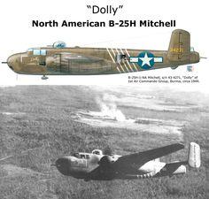 """""""Doly"""" B-25H"""