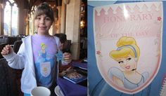 Honorary Princess of the Day