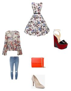"""""""Untitled #15"""" by saniyah10646 on Polyvore featuring MSGM, Dorothy Perkins, BCBGeneration, Givenchy and Christian Louboutin"""