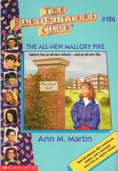 Mallory's windbreaker on The All-New Mallory Pike