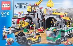 The Mine from Lego City