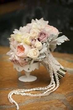 Classy and charming bouquet. To get wedding dress ready give Plexus a shot. All Natural and tastes great. Not a meal replacement or a shake. http://www.tryplexusnow.com