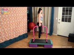 At-home barre exercises featuring the Lebert Equalizer bars - This barre-style workout may not be the first thing you think of when you buy your Lebert Equalizer bars, but it will leave your legs shaking! These barre exercises are fun, fast and will give you those dancers' legs in no time.