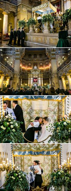 Destination Jewish Wedding at the Great Synagogue of Rome and the St Regis, Rome, Italy