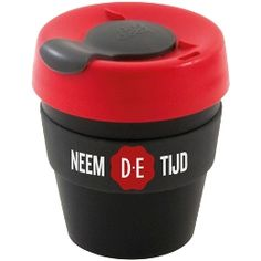 Douwe Egberts Coffee to Go mok