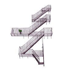 Best Scissor Stairs Google Search Architecture Design 400 x 300