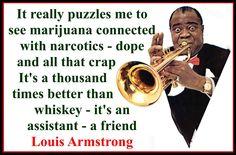 marijuana. not a narcotic drug/drug at all ( cannabis )