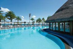Hotel Riu Creole –Hotel in Mauritius - RIU Hotels & Resorts - pool area - Morne Brabant - All Inclusive