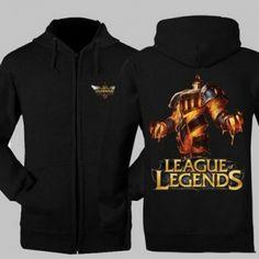 Xerath hoodie for men XXXL League of Legends fleece hooded sweatshirts