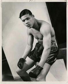 The bomber Joe Louis