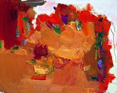 Hans Hofmann - Fermented Soil, 1965