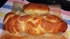 Κρουασάν με ζύμη γιαουρτιού. | mpaxari & kanela Bread, Food, Eten, Bakeries, Meals, Breads, Diet