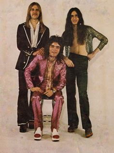 Early pic with John Rutsey
