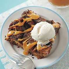 ... | Chocolate Bread Pudding, Best Chocolate Desserts and Chocolate