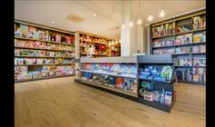 MOUSE your bookstore renovation store Nea Kifissia Athens Greece, Showroom, Restaurant, Store, Building, Diner Restaurant, Larger, Buildings, Restaurants