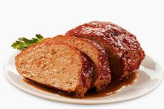 A blend of honey and BBQ sauce gives this tasty meatloaf its sweet and savoury flavour—but it's the Worcestershire sauce that gives it its kick!