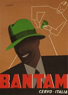 Vintage posters | hats