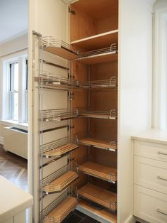 Popsugar - Living: 11 Genius Design Ideas For Tiny Kitchens - Paula McDonald Design Build & Interiors