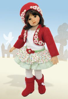 Ava Rose by Heidi Plusczok at The Toy Shoppe