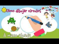 Aprende a dibujar círculos perfectos sin compas u otra herramientas más que tus manos y un lápiz Cómo dibujar círculos a mano alzada | Dibujo de círculos fáciles | Dibuj... Learn To Draw, Animal Drawings, Step By Step, Tools