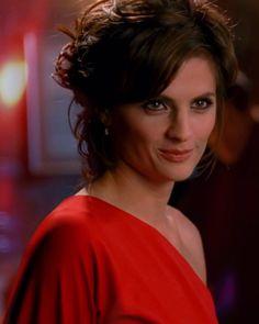 Kate Beckinsale Hot, Castle 2009, Castle Tv Shows, Detective Series, Kate Beckett, Laugh A Lot, Elle Magazine, Stana Katic, Olay