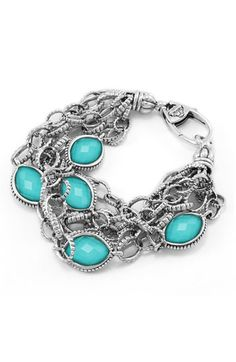 Lagos 'Venus' Chain Link Bracelet available at #Nordstrom
