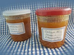 Confiture de prunes à l'armagnac