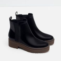Zara boots New with tag. EUR 37 US 6.5 Fits size 6.5 to 7 Zara Shoes
