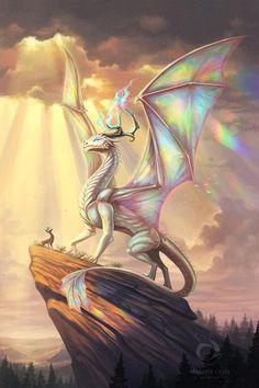 "Dragon, because ""chromatic or metallic?"" is just getting old [Art] [OC] : DnD Cute Fantasy Creatures, Mythical Creatures Art, Mythological Creatures, Magical Creatures, Mystical Creatures Drawings, Animal Espiritual, Ice Dragon, Dragon Manga, Dragon Fight"