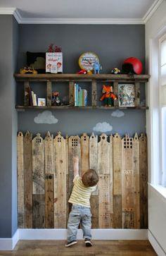 Ideias com caixotes e paletes de madeira - Mais por menos. ~ Casa Comida e Roupa de Marca.
