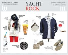 yacht rock fashion - Google Search