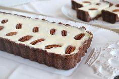 » Crostata al cioccolato bianco Ricette di Misya - Ricetta Crostata al cioccolato bianco di Misya