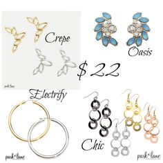 Looking to buy some new Park Lane Jewelry this is everything priced at $30.00 and under.https://parklanejewelry.com/rep/marilynrufkahr