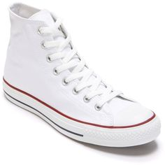 7d676647eba5 Converse Adult All Star Chuck Taylor High-Top Sneakers White High Top  Converse