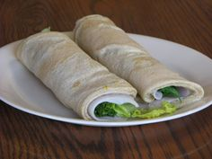 Here is a picture of the Egg White Wraps {Trim Healthy Mama Recipe} that I made recently!  They were SO good!