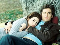 The Princess Diaries 2, Chris Pine y Anne Hathaway