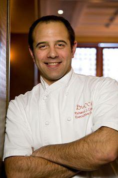 Chef Richard Corbo of Ducca - San Francisco, CA