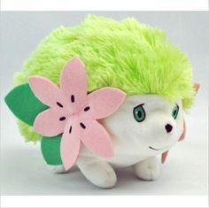 9″ Pokemon Rare Shaymin Soft Plush Stuffed Toy Doll