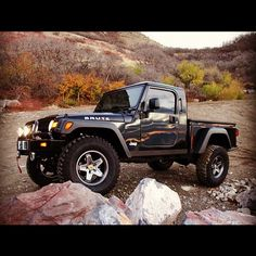 jeep needs a truck