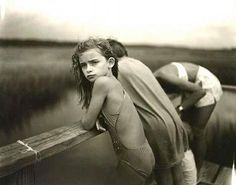 Sally Mann My all time favorite photographer.