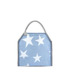 Shop the Falabella Denim Star Mini Tote by Stella Mccartney at the official online store. Discover all product information.