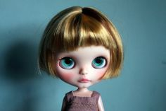 Eloise - A ooak custom Blythe doll for collectors by gelfling9
