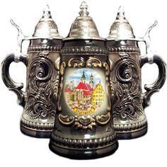 Beer Stein From Germany Black Forest Schwarzwald – DutchNovelties.com #beer #stein #drink #collectible #lid #german #oktoberfest #gift #him #man #ceramic