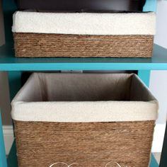s 15 brilliant ways to reuse your empty cardboard boxes, home decor, repurposing upcycling, Make Rope Wrapped Storage Diy Storage, Storage Boxes, Washi Tape Dispenser, Large Cardboard Boxes, Cardboard Box Storage, Mobile Craft, Book Page Wreath, Entryway Organization, Diy Box