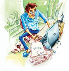 Conozca dos casos de éxito en la implementación del teletrabajo - El Financiero